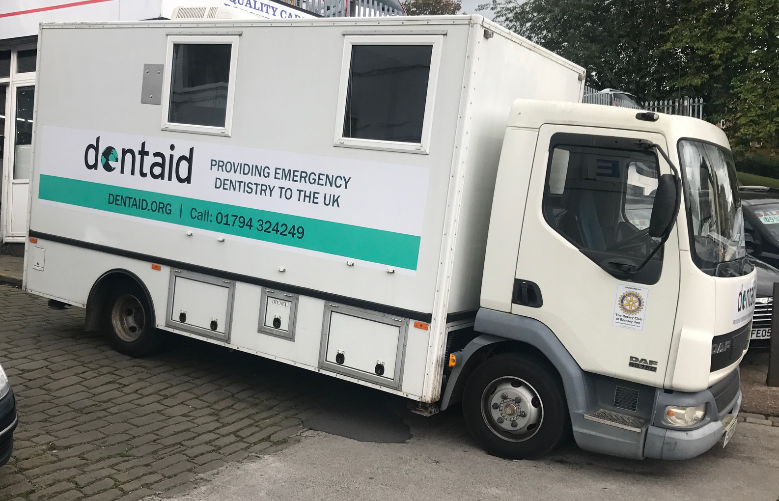 Dentaid in the UK - Dentaid
